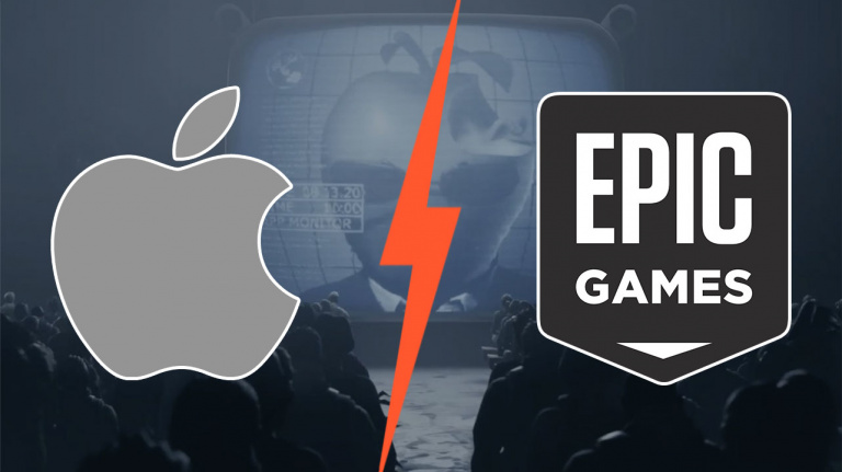 Epic vs Apple : chronologie d'un duel de géants