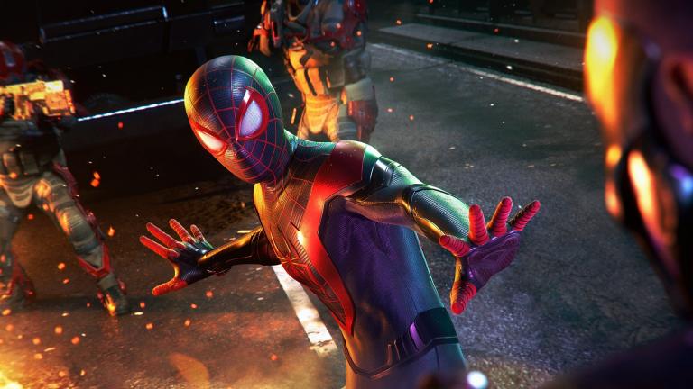 Marvel's Spider-Man Miles Morales : Combat et furtivité à l'honneur du gameplay diffusé par Game Informer