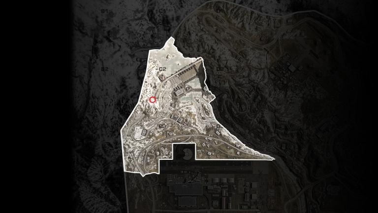 Call of Duty Warzone, saison 6, mission Resserrez le nœud : trouver l'emplacement indiqué dans le message envoyé par Ghost, notre guide
