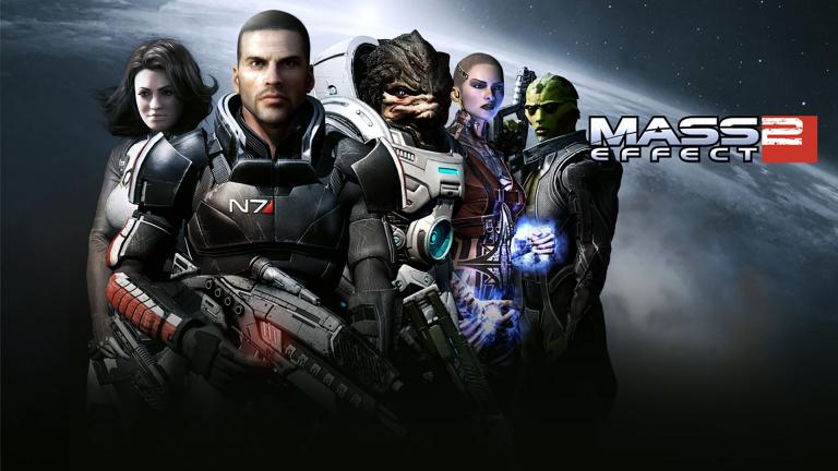 Histoire de Mass Effect 2