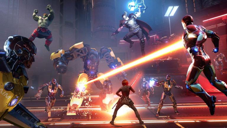 Marvel's Avengers : Les versions PS5 et Xbox Series X/S repoussées à 2021