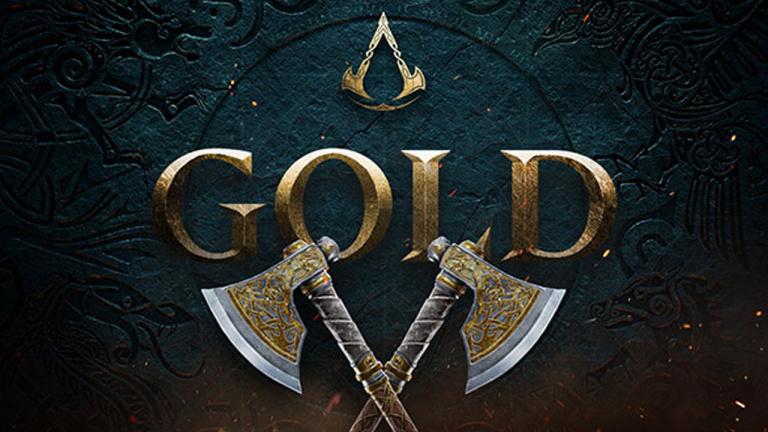 Assassin's Creed Valhalla est désormais Gold