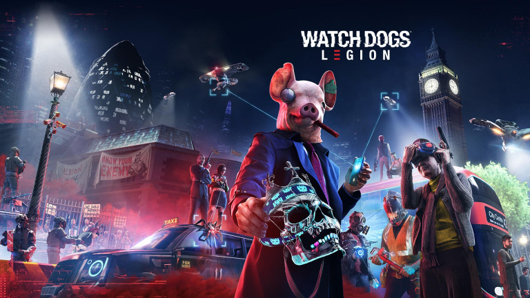Watch Dogs Legion tournera en 4K et 30 FPS avec ray tracing sur PS5 et Xbox Series X