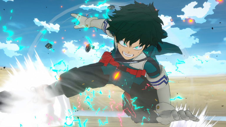 My Hero One's Justice 2 : Itsuka Kendo arrive bientôt en DLC