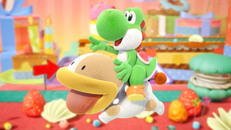 [MàJ] Nintendo Switch : Good-Feel (Yoshi's Crafted World) prépare un jeu d'action pour 2021
