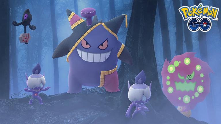 Pokémon GO : l'événement d'Halloween détaillé par Niantic