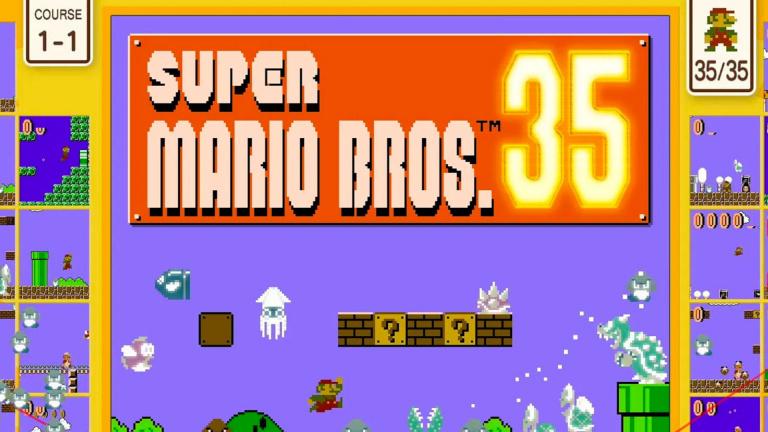 Super Mario Bros. 35 : jouer Luigi, c'est possible, voici comment