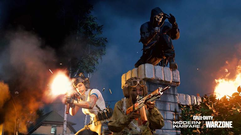 Call of Duty Warzone, événement Warzone Haunting : comment trouver les 16 coffres et récompenses de l'event Halloween