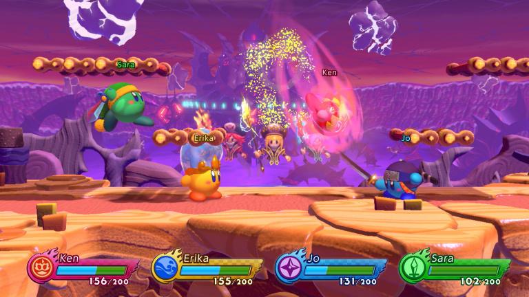 Kirby Fighters 2 : une démo est téléchargeable sur l'eShop