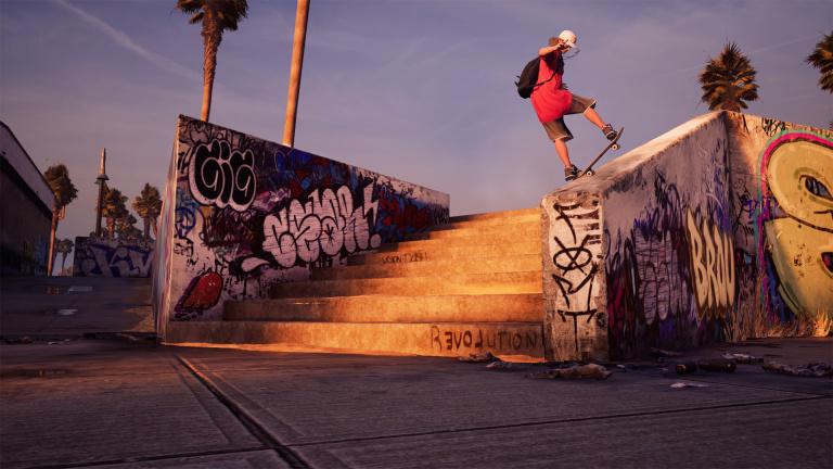 Tony Hawk's Pro Skater 1+2 se met à jour et propose aux joueurs de créer des Sessions Libres en ligne