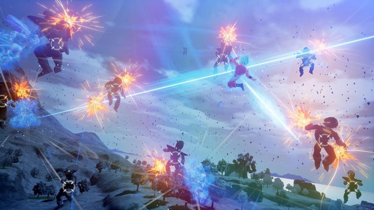 Dragon Ball Z Kakarot illustre son 2e DLC et ses combats de horde