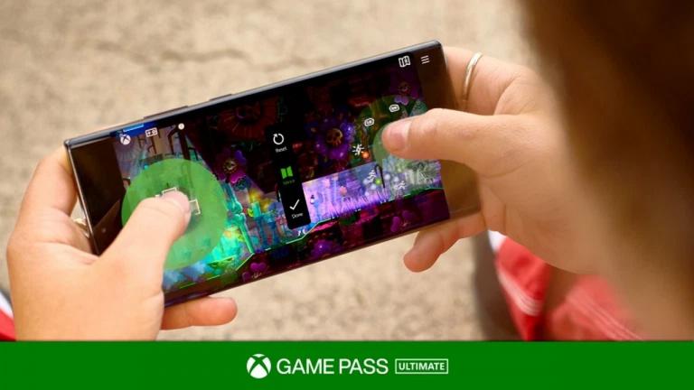 Xbox Game Pass (mobile) : dix nouveaux titres compatibles avec les contrôles tactiles