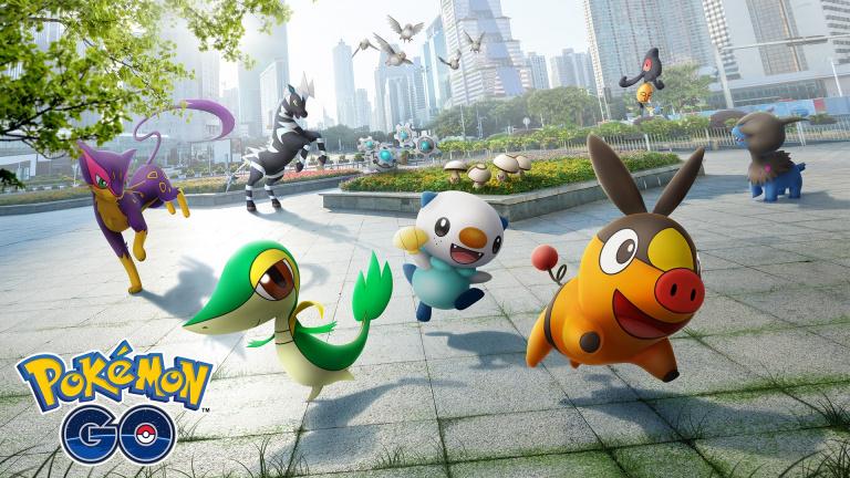 Pokémon Go : Ponyta et Canarticho de Galar dans la nature