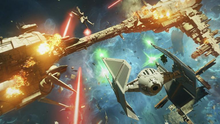Star Wars : Squadrons - Le contenu The Mandalorian sera proposé gratuitement et se trouve une date de sortie