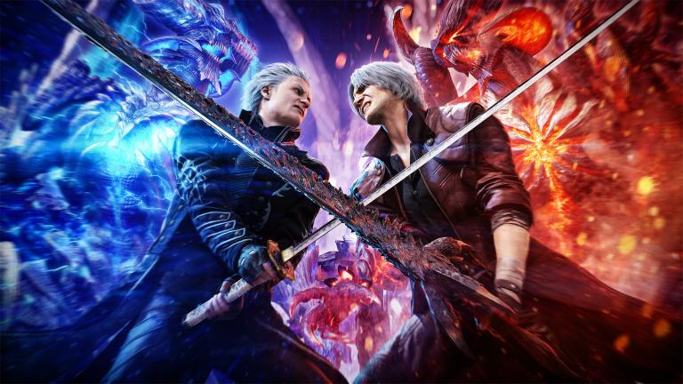 Devil May Cry 5 : le DLC Vergil prend date sur PC, PS4 et Xbox One