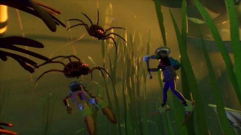 Grounded présente sa mise à jour de novembre, The Koi Pond Update