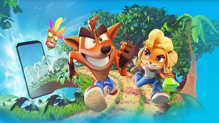 Crash Bandicoot On the Run arrive sur iOS et Android en mars 2021
