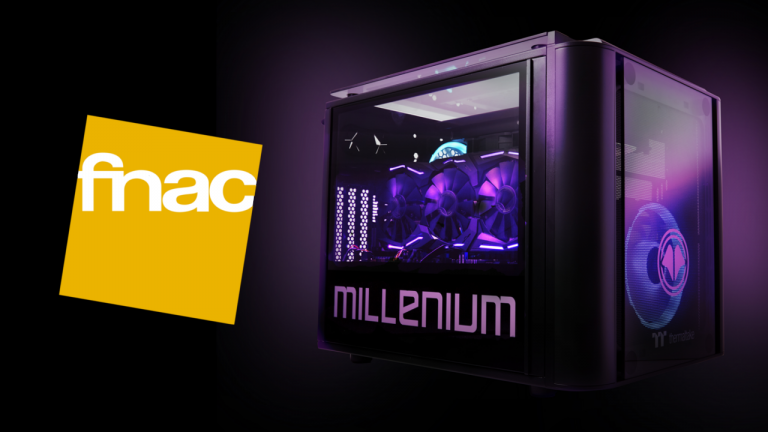 Les premiers PC Millenium avec RTX 3070 et 3090 arrivent à la Fnac