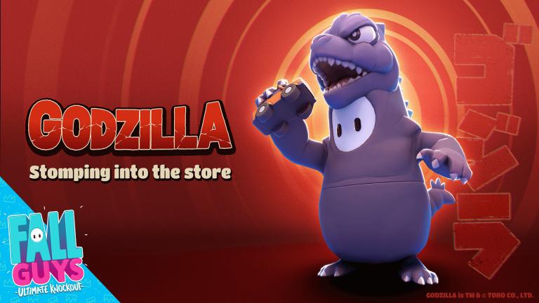 Fall Guys : Mediatonic célèbrera le Godzilla Day