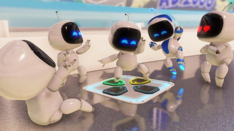 Astro's Playroom : Que vaut le platformer PS5 dédié à la DualSense ?