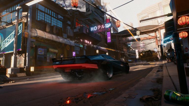 Cyberpunk 2077 est prêt sur PC, CD Projekt se concentre sur les versions PS4 et Xbox One