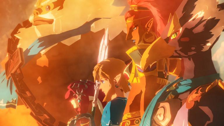 Hyrule Warriors L'Ère du Fléau : une démo est disponible sur l'eShop