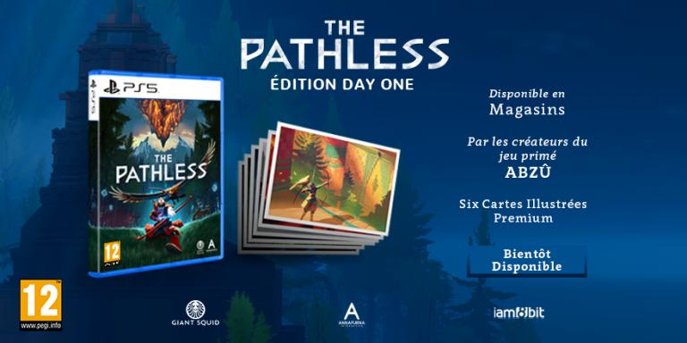 The Pathless s'offre une version physique sur PS5