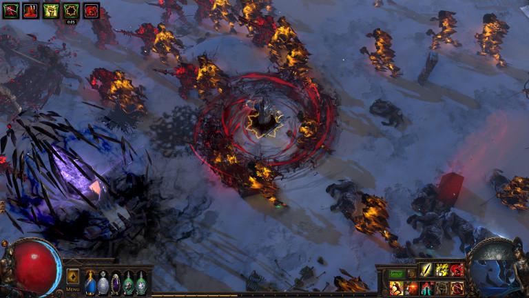 Path of Exile repousse sa prochaine extension à cause de Cyberpunk 2077