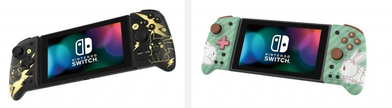 Nintendo Switch - Les Split Pad Pro Pokémon sont disponibles en précommande