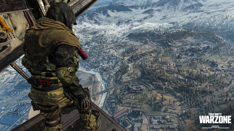 Call of Duty Warzone : l'intégration de Black Ops Cold War aura lieu en décembre