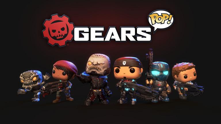Gears POP! fermera ses portes en avril 2021