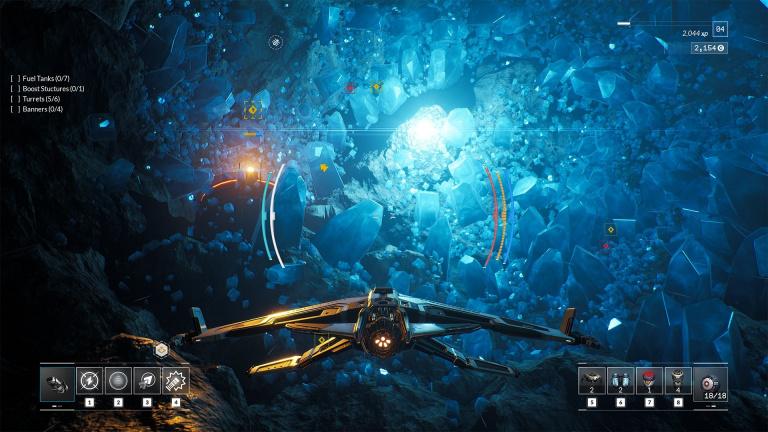 Everspace 2 : le lancement de l'accès anticipé reporté de décembre à janvier