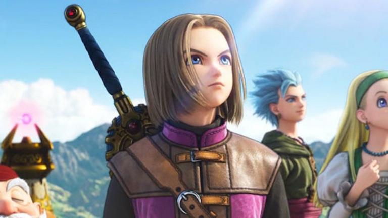 Dragon Quest XI S s'offre une démo sur PC, PS4 et Xbox One