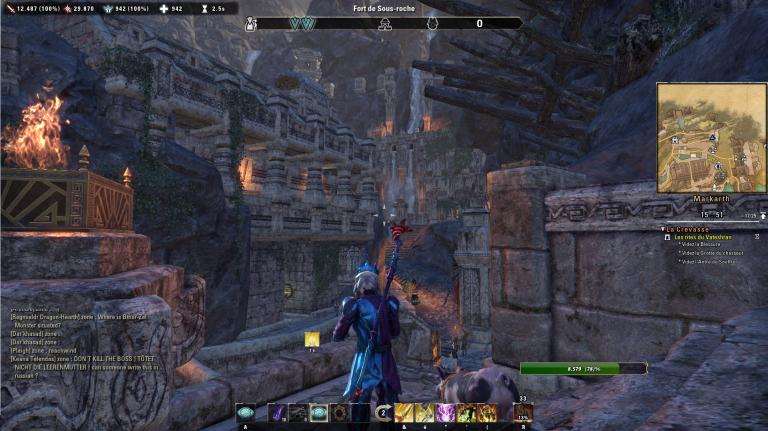 The Elder Scrolls Online, Greymoor : La Crevasse, notre guide complet de la nouvelle zone de jeu