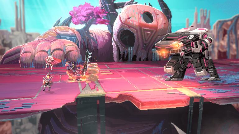 Star Renegades dévoile sa date de sortie sur consoles et intègre le Xbox Game Pass