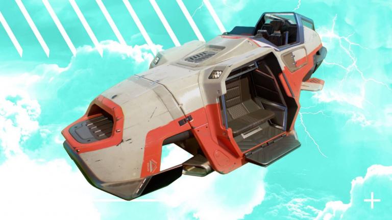 Apex Legends, saison 7 : Le Trident, notre guide du nouveau véhicule