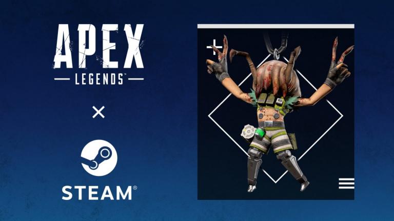 Apex Legends, saison 7 : comment gagner des récompenses gratuites avec Steam