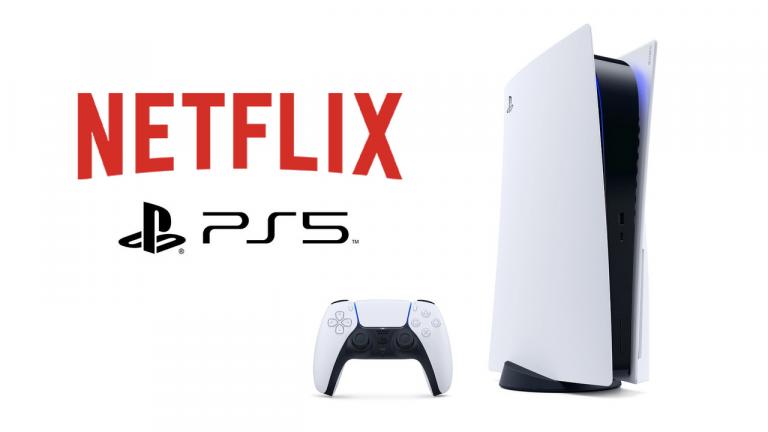 Comment utiliser l'application Netflix sur PS5 ?