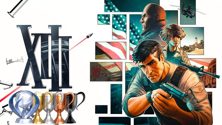 XIII : Remake, la liste des trophées et succès est disponible