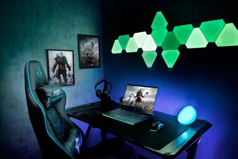 MSI dévoile un ordinateur portable gaming sur le thème d'Assassin's Creed Valhalla