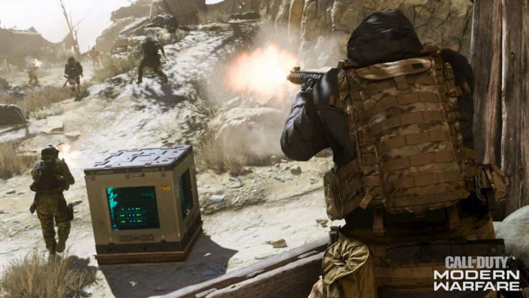 CoD : Modern Warfare & Warzone accueillent une mise à jour pour réduire leur taille