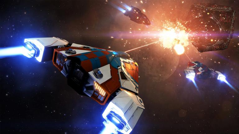 Epic Games Store - Elite Dangerous et The World Next Door seront gratuits la semaine prochaine