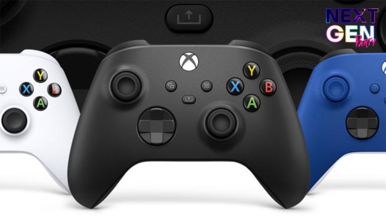 Test de la Manette Xbox Series : L'évolution gagnante