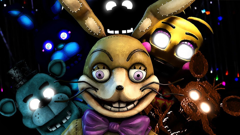 Five Nights at Freddy's : Help Wanted s'offre une version physique