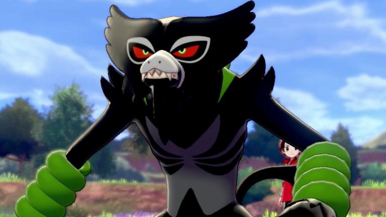 Pokémon Épée / Bouclier : La distribution de Zarude en France débute aujourd'hui