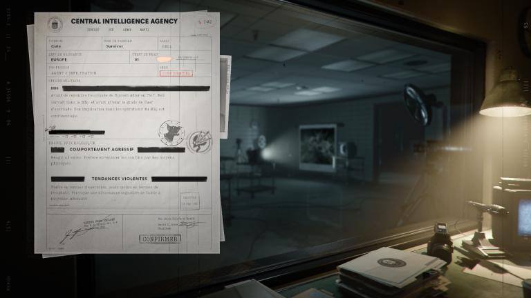 Planque de la CIA E9