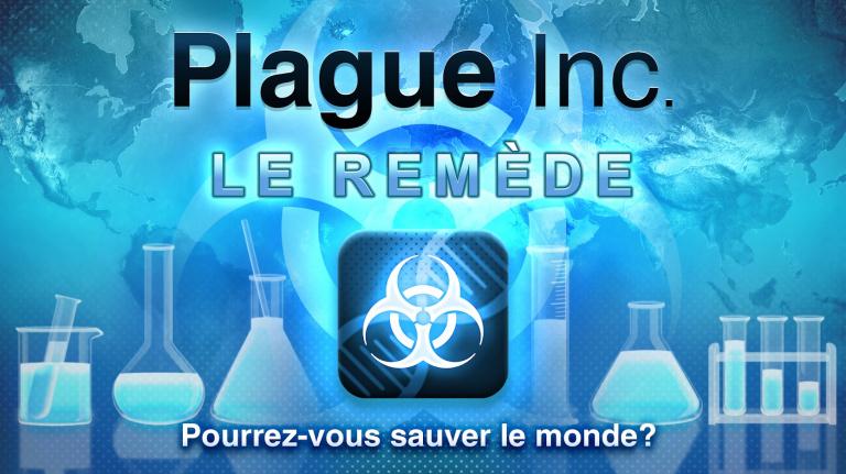 Plague Inc. présente son nouveau mode gratuit, The Cure