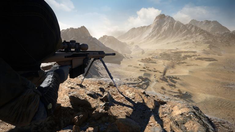 Sniper Ghost Warrior Contracts 2 reporté au premier trimestre 2021