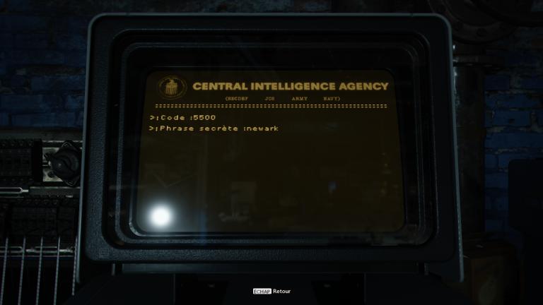 Opération Chaos : Déchiffrer la disquette