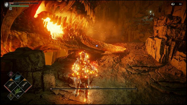 Niveau 2 - 3 : Du Temple souterrain au Sanctuaire du Dieu Dragon